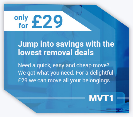 Cut Moving Costs with Our Low Prices
