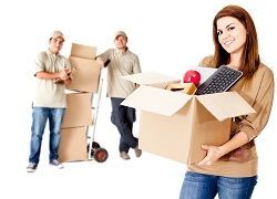 House Removals East Finchley, N2