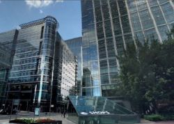 e14 light removal service in canary wharf