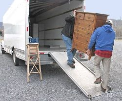 Packing Services Man and Van SE7